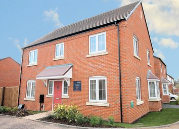 Thumbnail 4 bed detached house for sale in Barley Fields, Ashby Road, Tamworth