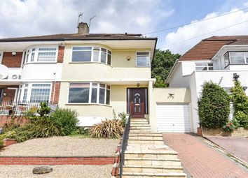 Thumbnail Semi-detached house for sale in Vernon Drive, Stanmore