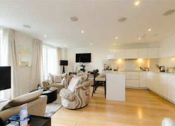 Thumbnail 3 bed flat for sale in Voysey Square, London