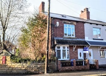 Thumbnail 3 bedroom end terrace house for sale in Stonyford Road, Wombwell, Barnsley