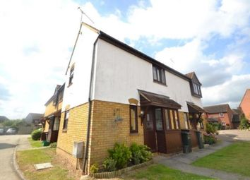 Thumbnail 1 bed end terrace house for sale in Chelmer Village, Chelmsford, Essex