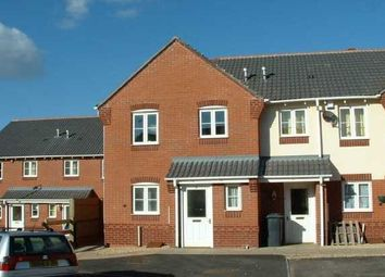 Thumbnail 3 bed property to rent in Mason Crescent, Swadlincote