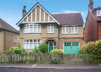Thumbnail 4 bed detached house for sale in Brambletye Park Road, Redhill