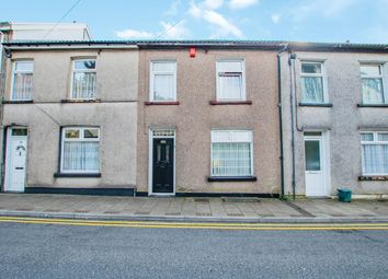 Thumbnail 3 bed terraced house for sale in Howard Street, Clydach Vale, Tonypandy