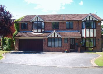 Thumbnail 6 bed detached house for sale in 10 Albury Drive, Norden, Rochdale