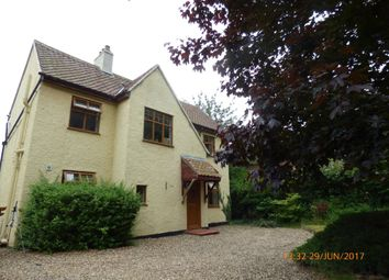 Thumbnail 3 bedroom detached house to rent in The Street, Geldeston, Beccles