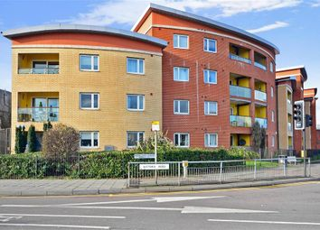 Thumbnail 2 bed flat for sale in Victoria Road, Romford, Essex