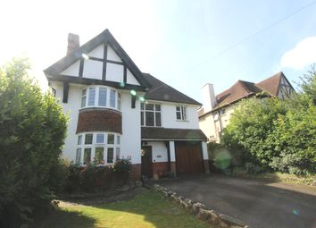 Thumbnail 4 bed detached house to rent in Carew Road, Upperton, Eastbourne