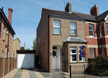 Thumbnail 3 bed semi-detached house to rent in Queen Street, Stamford, Lincolnshire