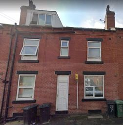 Thumbnail 5 bed terraced house for sale in Hardy Street, Leeds
