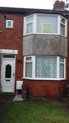 Thumbnail 3 bed terraced house to rent in Winton Avenue, Blackpool