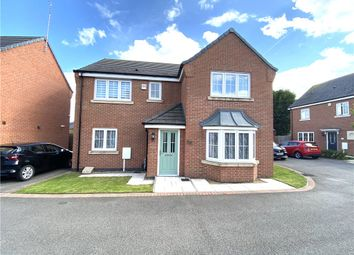 Thumbnail 4 bed detached house for sale in Lancaster Gardens, Coventry, West Midlands
