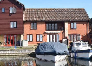 Thumbnail 2 bedroom flat for sale in Ferry Marina, Horning