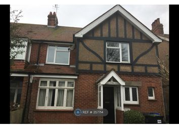 Thumbnail 2 bed flat to rent in Evelyn Road, Worthing