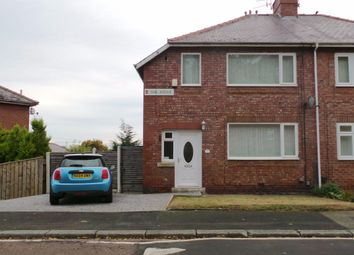 Thumbnail 3 bed semi-detached house for sale in Oak Avenue, Dunston, Gateshead
