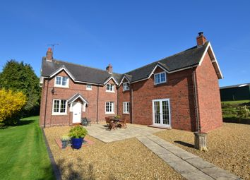 Thumbnail 4 bed property for sale in Sutton, Market Drayton