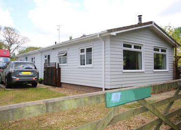 Thumbnail 3 bed lodge for sale in Blissford, Fordingbridge