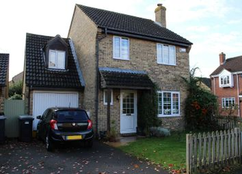 Thumbnail 4 bed detached house for sale in Golding Close, Thatcham