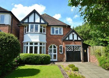 Thumbnail 3 bed detached house for sale in Hollie Lucas Road, Kings Heath, Birmingham