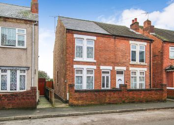 Thumbnail 2 bed semi-detached house for sale in Cemetery Road, Leabrooks, Alfreton