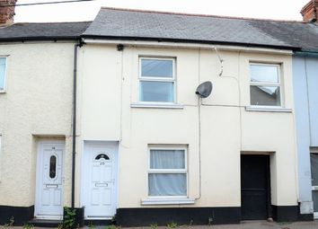 Thumbnail 2 bedroom terraced house to rent in Higher Street, Cullompton