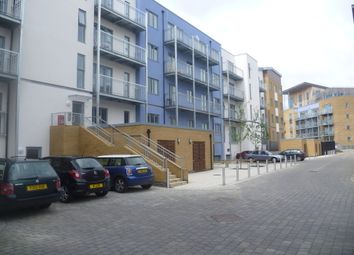Thumbnail 1 bed flat to rent in Pier Wharf, Quayside Drive, Colchester