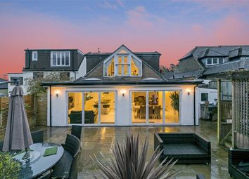 Thumbnail 4 bed detached bungalow for sale in Hillside, Banstead, Surrey