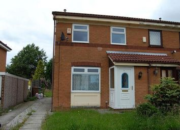 Thumbnail 2 bed semi-detached house to rent in Croxton Ave, Belfield, Rochdale, Lanacashire