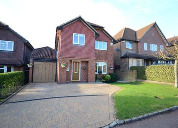 Thumbnail 4 bed detached house for sale in Saunders Close, Twyford, Reading