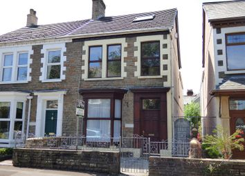 Thumbnail 3 bedroom property for sale in 17 Gnoll Avenue, Neath, West Glamorgan.