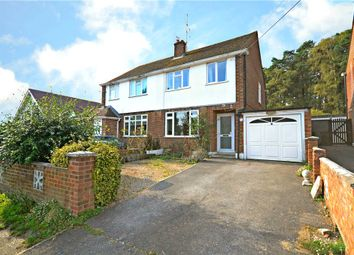3 bed semi-detached house for sale in Owlsmoor Road, Sandhurst, Berkshire GU47