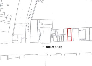 Thumbnail Land for sale in Oldham Road, Miles Platting, Manchester