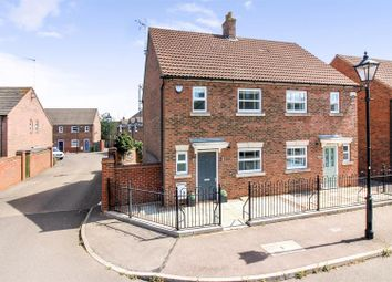 Thumbnail 3 bed semi-detached house for sale in Napier Road, Aylesbury