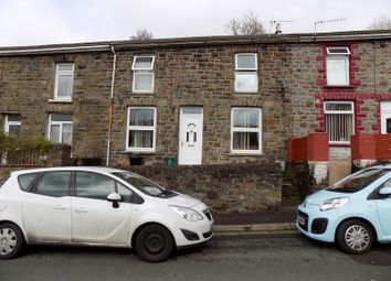 Thumbnail 3 bed terraced house for sale in Troedyrhiw Terrace, Treorchy, Rhondda, Cynon, Taff.