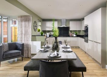 """Thumbnail 4 bedroom detached house for sale in """"Holden"""" at Kingston Way, Market Harborough"""