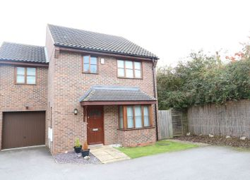 Thumbnail 4 bedroom detached house for sale in Perivale, Monkston Park, Milton Keynes