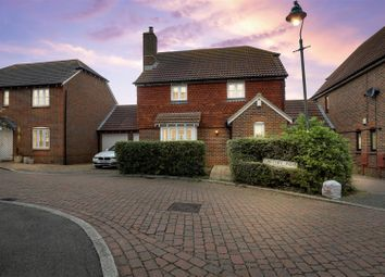 4 bed detached house for sale in Chetney View, Iwade, Sittingbourne ME9