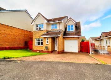 Thumbnail 4 bed detached house for sale in Redwood Crescent, Cambuslang, Glasgow
