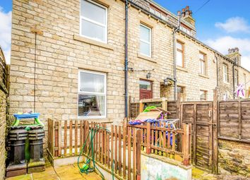 Thumbnail 2 bed end terrace house for sale in Wellington Street, Lindley, Huddersfield