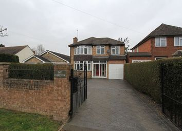 Thumbnail 4 bedroom detached house for sale in Cannock Road, Wolverhampton, Staffordshire
