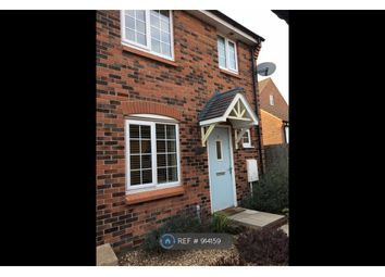 Thumbnail 3 bed semi-detached house to rent in Foxtail Way, Northampton
