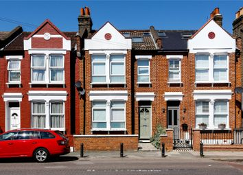 Thumbnail 4 bedroom terraced house for sale in Ashcombe Road, Wimbledon