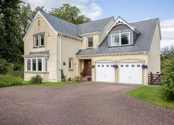 Thumbnail 5 bed detached house for sale in Cornhill Grove, Biggar, South Lanarkshire, Scotland