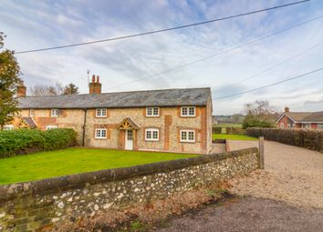 Thumbnail 3 bed cottage to rent in Bishop's Sutton, Alresford