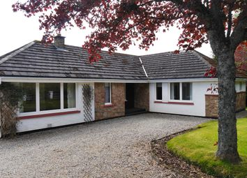 Thumbnail 3 bed detached bungalow for sale in Scotsburn, Invergordon