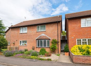 Thumbnail 3 bed semi-detached house for sale in Warmans Close, Wantage