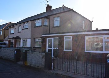 Thumbnail 5 bed semi-detached house for sale in Dyfrig Road, Cardiff