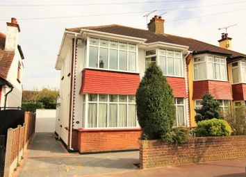 3 bed semi-detached house for sale in Walker Drive, Leigh-On-Sea SS9