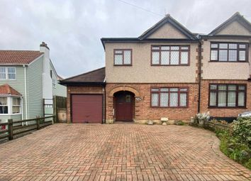 Thumbnail 3 bed semi-detached house for sale in Shepherds Hill, Harold Wood