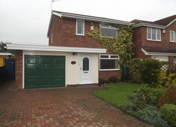 Thumbnail 3 bed property to rent in Gleneagles Drive, Winsford